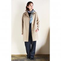 Vintage MACKINTOSH Single Breasted Coat (Beige)