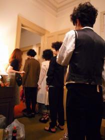 「5th anniversary party」