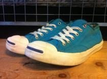 converse JACK PURCELL COLORS (ブルー) USED
