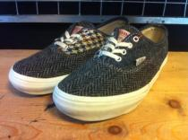 VANS×BEAUTY & YOUTH AUTHENTIC (グレー) USED
