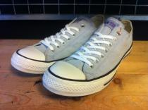 converse ALL STAR OX (サックス) USED