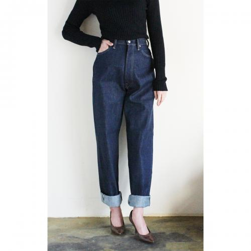 LENO & CO. - KAY High Waist Jeans (NON-WASH)写真