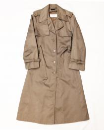 【 single trench coat 】