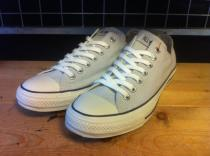 converse×URBAN RESEARCH DOORS ALL STAR OX (アイスグレー) USED