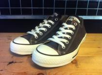 converse ALL STAR OX (ダークネイビー) USED