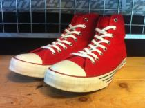 converse ALL STAR 40's HI (レッド) USED