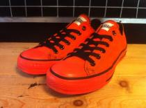 converse ALL STAR ALLINCOLOR OX (チリ) USED