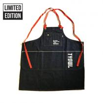 WHIZ LIMITED./DENIM APRON (LIMITED EDITION)