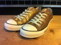 converse ALL STAR GOLDEN OX (シャンパン/ホワイト) USED