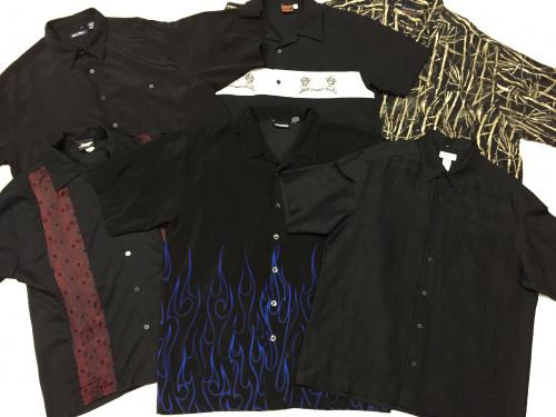 【 BLACK BODY S/S SHIRT 入荷致しました◯ 】 recommend for Men.写真