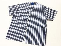 【 S/S stripe pyjamas shirt 】 recommend for Men.