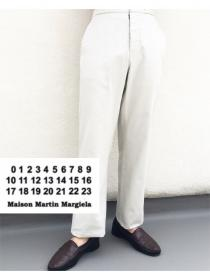 【 Martin Margiela ⑩ 】 Solid color Trousers MADE IN ITALY . recommend for Men.