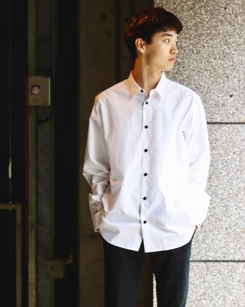 NEW ARRIVAL  LITTLEBIG 2018-19AW Stitched SH (Black or White or Wine)写真