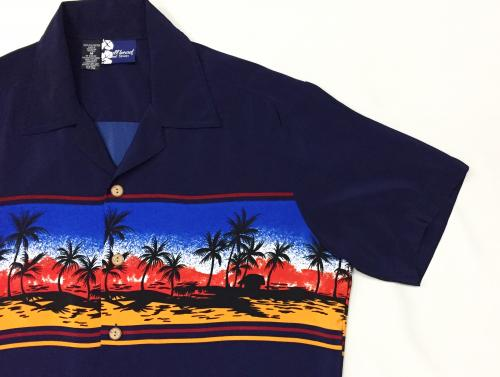 【 Hawaiian S/S shirt 】 recommend for Men.写真