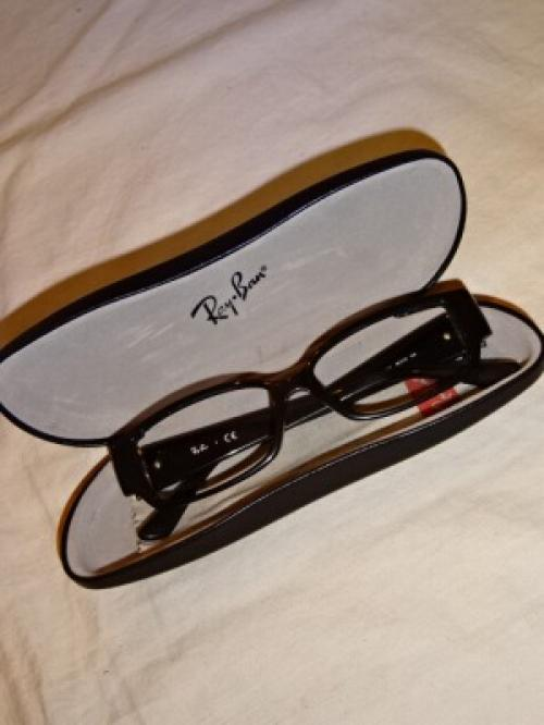 "Design Glass Frame ""Ray-Ban""写真"