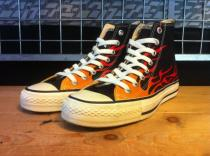 converse ALL STAR FLAME HI (ブラック) USED
