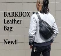 数量限定!BARKBOX All Leather Big Bag 23,000円(税別)