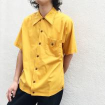 【 Box design S/S solid shirt 】 recommend for Men.