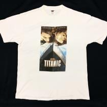 【 TITANIC MOVIES DESIGN T-SHIRT 】