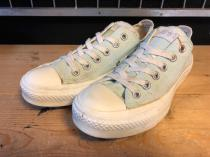 converse ALL STAR N OX (ブルー) USED