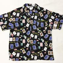 【 casino design S/S shirt 】 recommend for Men. . Thank you sold out!