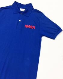 【 NASA 】polo shirt