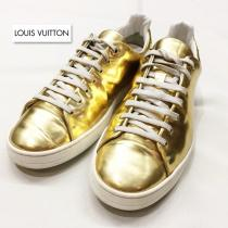 【 LOUIS VUITTON 】low cut sneakers