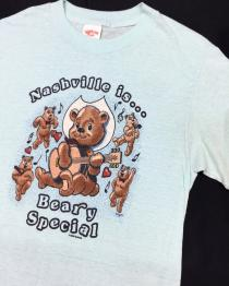 【 Beary special printed T-shirt 】