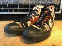 converse ALL STAR BYB HI (ブラック) USED