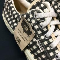 【 DEAD STOCK  VANS SNEAKER / MADE IN USA 】 recommend for Men.