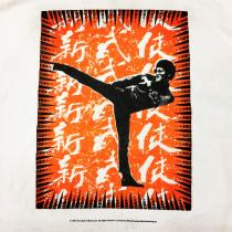 【 90s Bruce lee printed t- shirt 】 recommend for Men.