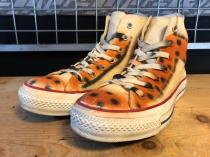 converse ALL STAR HANDPAINTING HI (タイガー) USED