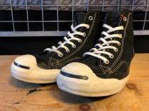converse JACK PURCELL HS V HI (ブラック) USED