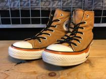 converse ALL STAR NDEBELE HI (ベージュ) USED