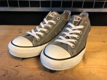 converse ALL STAR OX (チャコール) USED