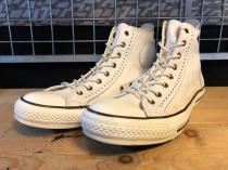 converse ALL STAR MDLN HI (ホワイト) USED