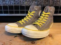 converse ALL STAR C-ON-C HI (ダークグレー) USED