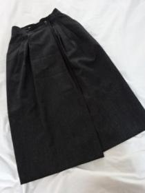 1980's Design Wool Skirt