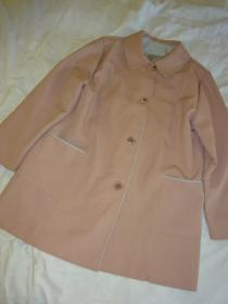 1960~70's Single Soutien Collar Coat