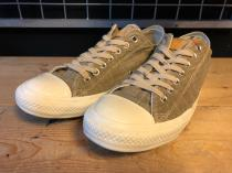 converse ALL STAR HEMP OX (ベージュ) USED