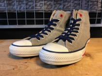 converse ALL STAR KANOKO HI (グレー) USED