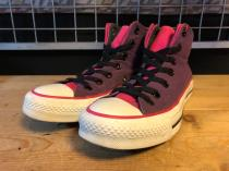 converse ALL STAR ACTIVE 2 HI (パープル) USED