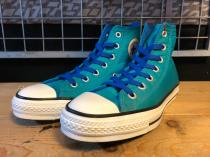 converse ALL STAR OUTDOOR-JKT HI (ブルー) USED