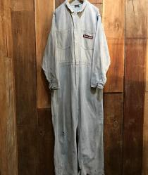 【 40's~50's SINCLAIR BLACK CHAMBRAY オールインワン 】 recommend for Men.