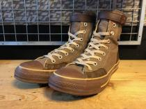 converse ALL STAR GC SHIN-HI (ブラウン) USED