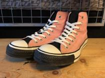 converse ALL STAR DULL-TONE HI (ドライローズ) USED