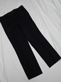 Solid Color Design Straight Pants