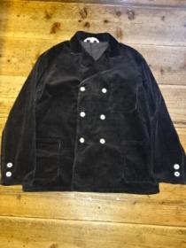 1970's Euro Corduroy Work Jacket