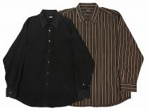 【 striped pattern l/s shirt 】 recommend for Men.