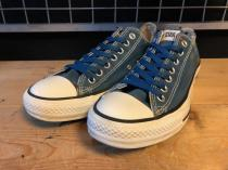 converse ALL STAR FN-FEVER OX (ネイビー) USED
